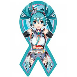 Racing Miku 2013 Ver. Ribbon Magnet Vol. 2
