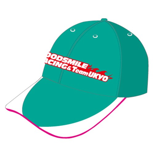 GOODSMILE RACING & TeamUKYO Team Cap