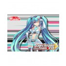Racing Miku 2012 Microfleece Tapestry (Vol.1)