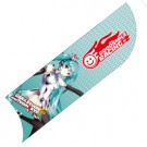 Racing Miku 2013 Ver. Banner Towel